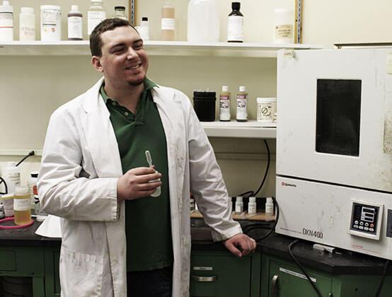 GreenShield Lab